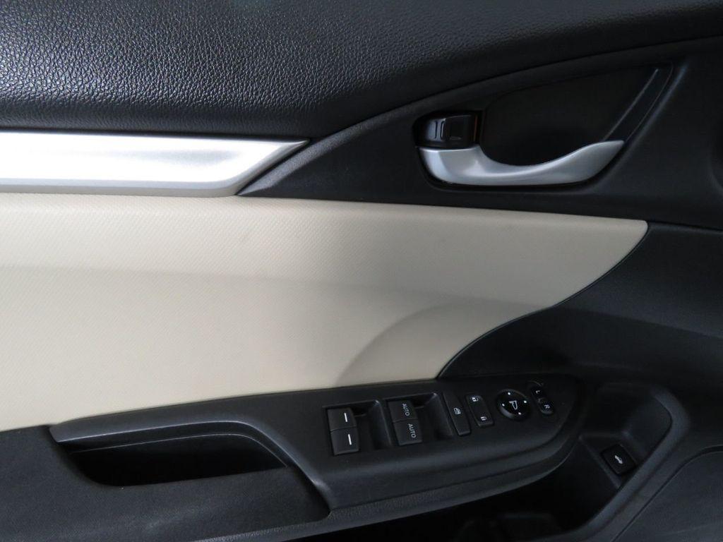 Certified Pre-Owned 2017 Honda Civic Sedan LX CVT