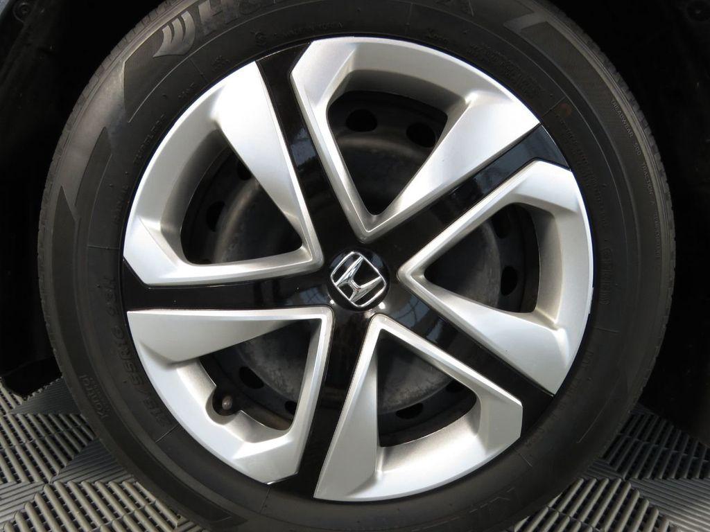 Certified Pre-Owned 2018 Honda Civic Sedan LX CVT