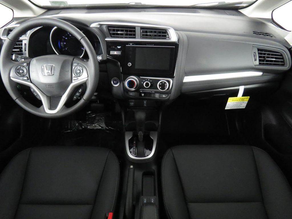 New 2020 Honda Fit EX-L CVT