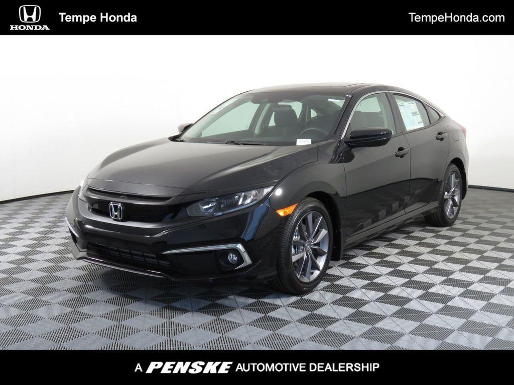 2021 Honda Civic Sedan EX CVT