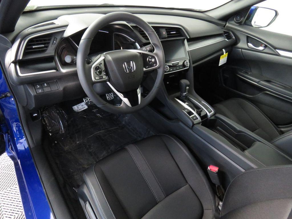 New 2021 Honda Civic Sedan Sport CVT