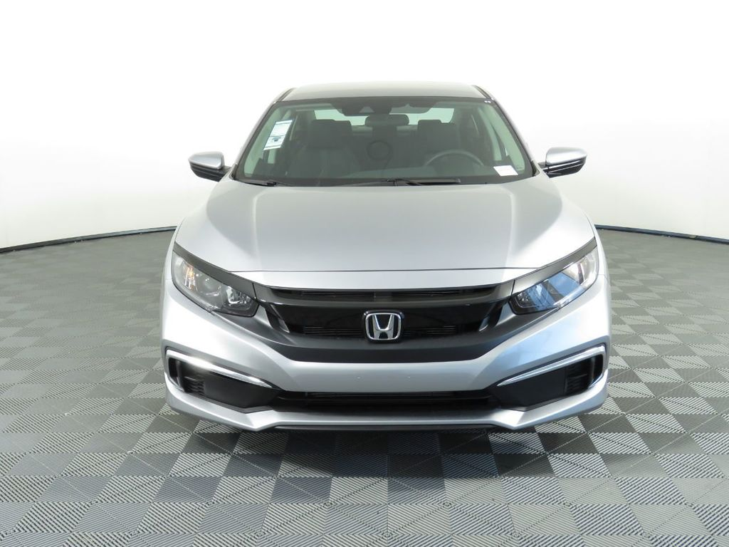 New 2021 Honda Civic Sedan LX CVT