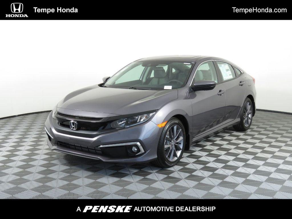 New 2021 Honda Civic EX