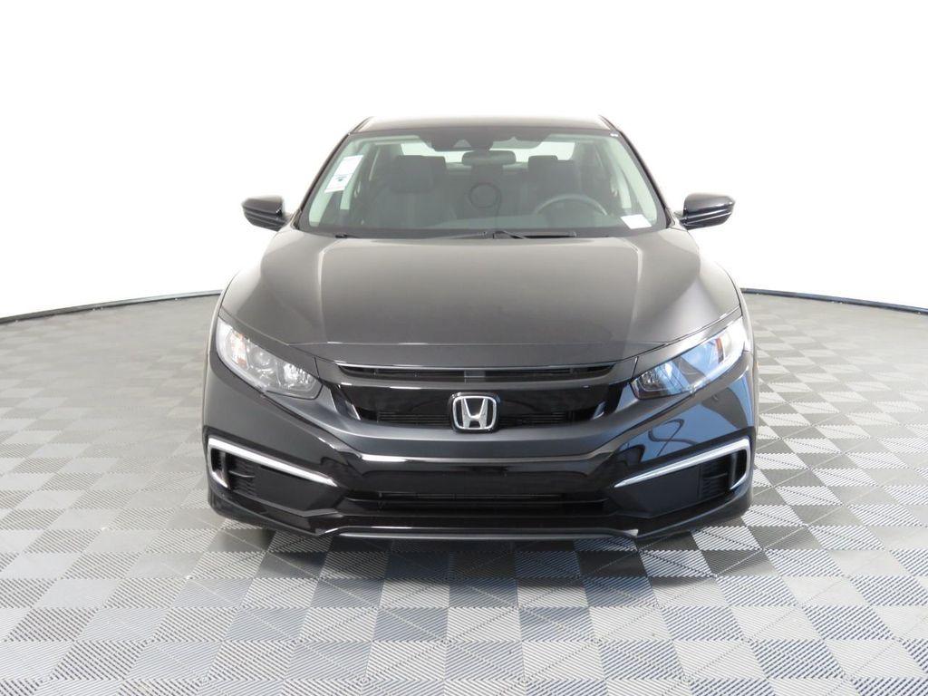 New 2021 Honda Civic Sedan LX CVT