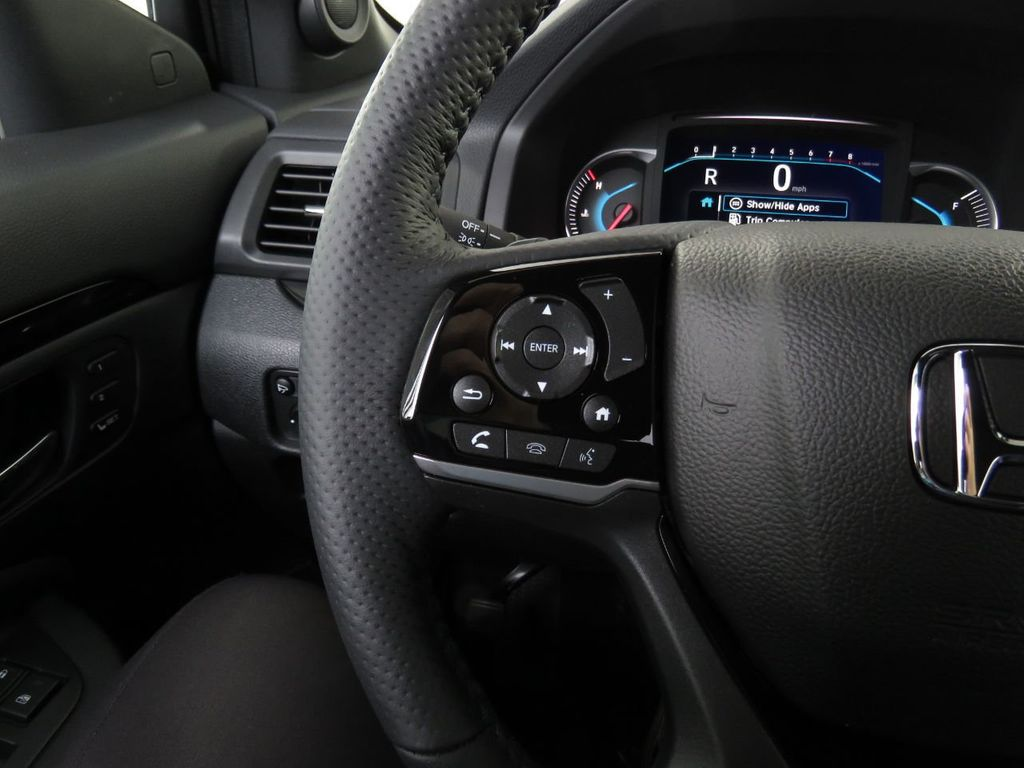 New 2021 Honda Passport Elite AWD