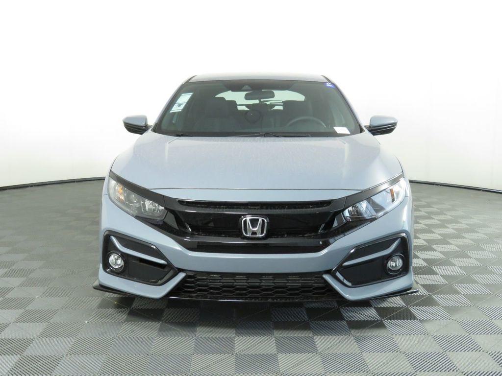New 2021 Honda Civic Hatchback Sport CVT