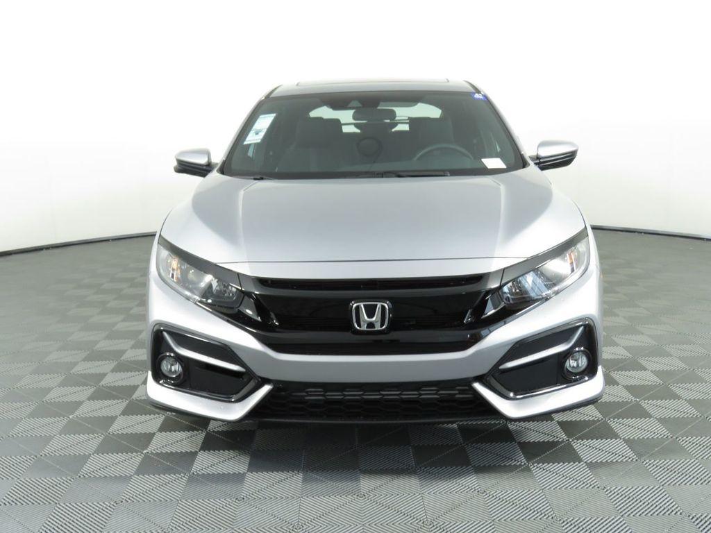 New 2021 Honda Civic Hatchback EX CVT