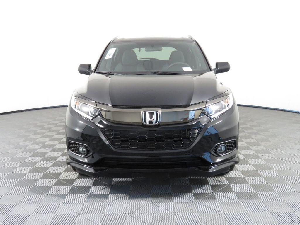 New 2021 Honda HR-V Sport 2WD CVT