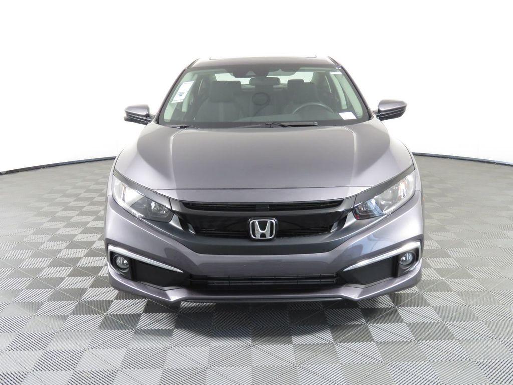 New 2021 Honda Civic Sedan EX CVT