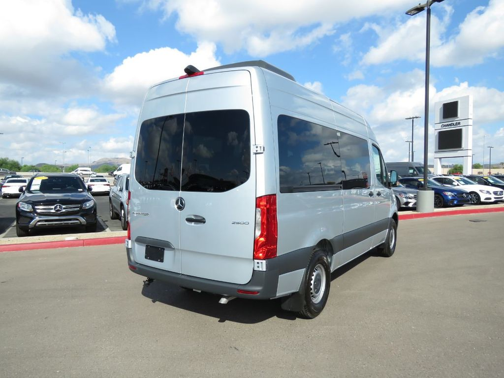 New 2019 Mercedes-Benz Sprinter Passenger Van 2500 High Roof V6 144
