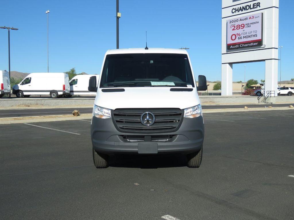 """New 2020 Mercedes-Benz Sprinter Cargo Van 1500 Standard Roof I4 144"""" RWD"""