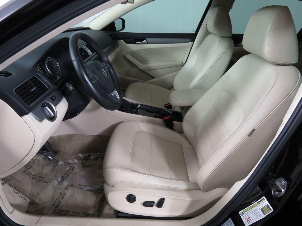 Pre-Owned 2014 Volkswagen Passat 4dr Sedan 2.5L Automatic SE