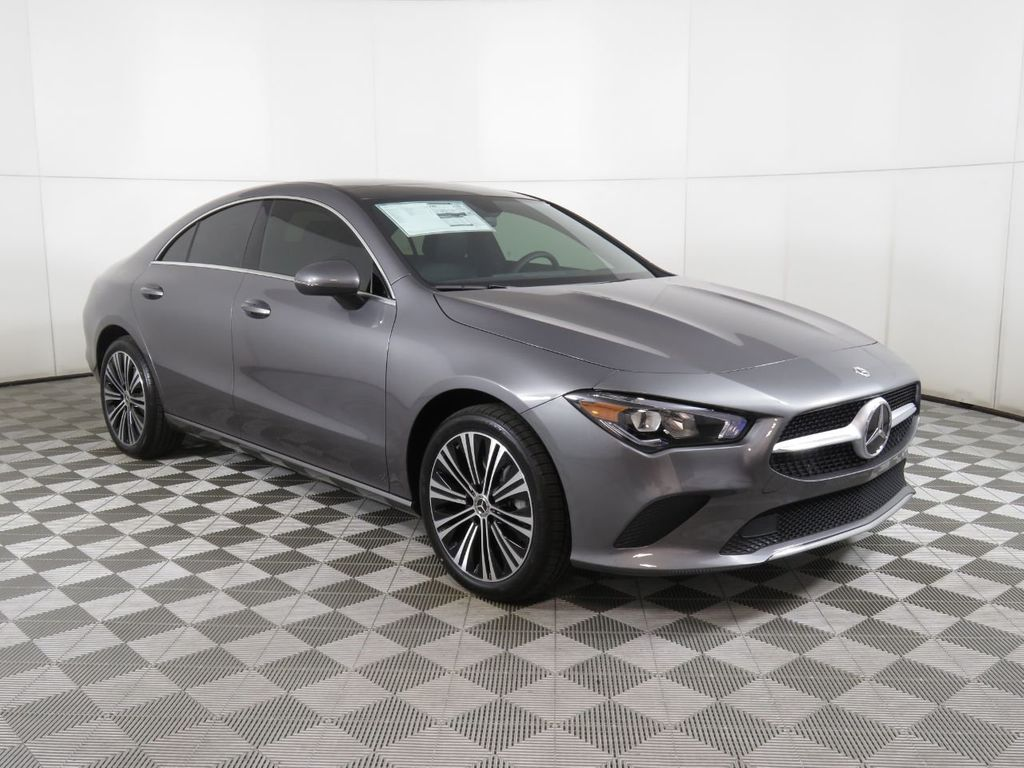 New 2021 Mercedes-Benz CLA CLA 250 Coupe