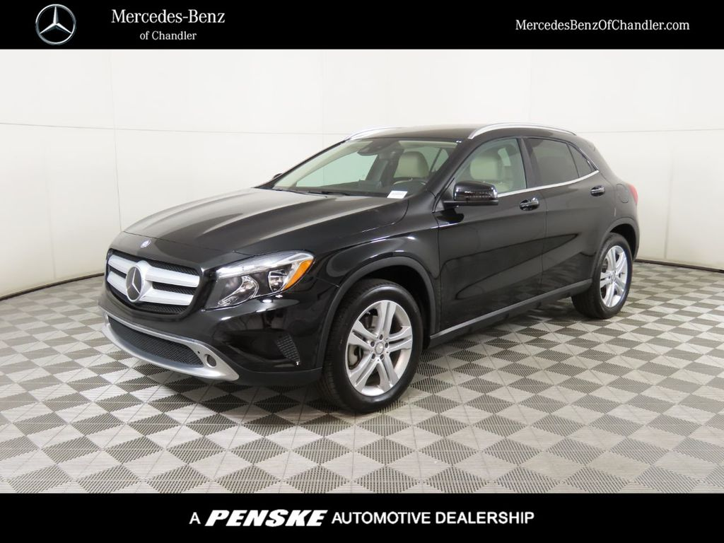 2016 Mercedes-Benz GLA 4MATIC® 4dr GLA 250