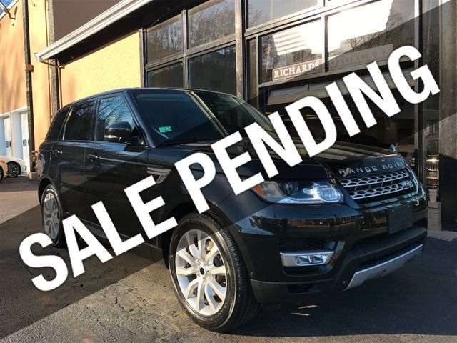 2014 Used Land Rover Range Rover Sport 4WD 4dr HSE at