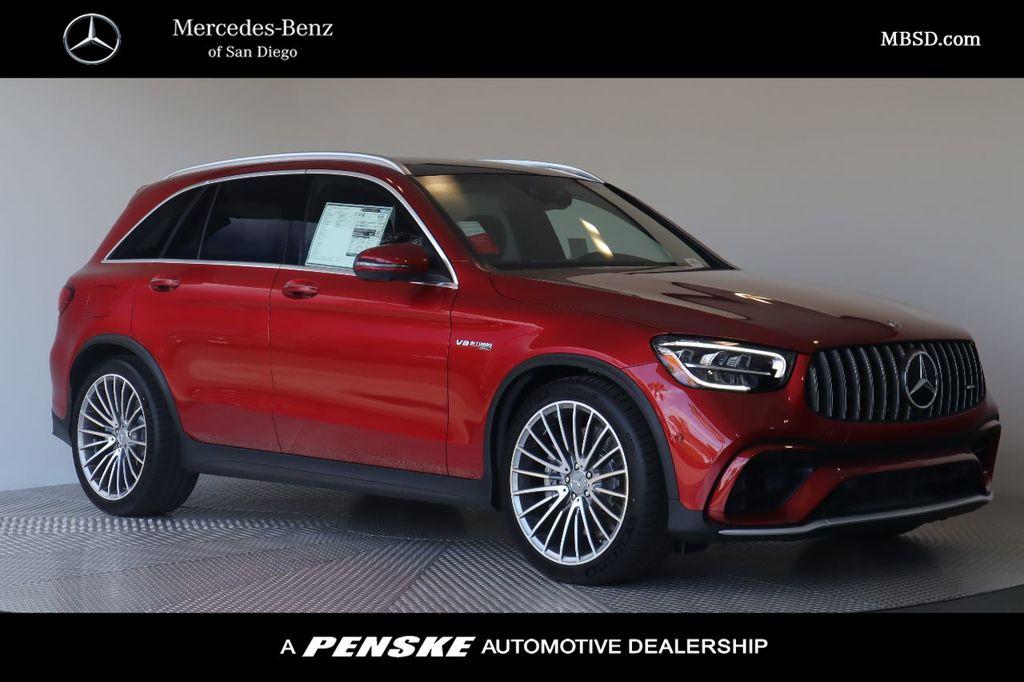 New 2020 Mercedes-Benz GLC MERCEDES LIGHT TRUCK GLC63W4 4DR SUV GLC63 AMG®