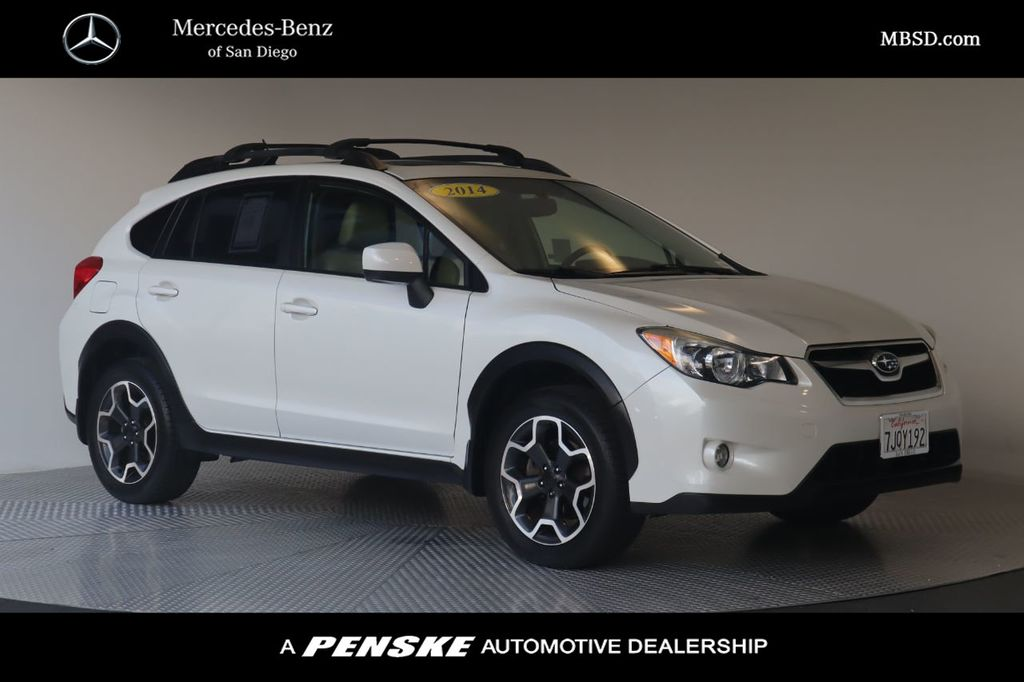 2014 Subaru Xv Crosstrek 2.0I Limited >> Pre Owned 2014 Subaru Xv Crosstrek 5dr Automatic 2 0i Limited Awd