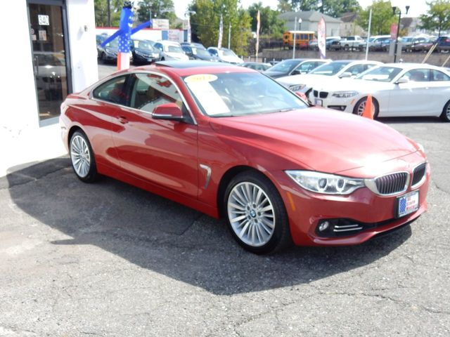 Used 2014 BMW 4 Series