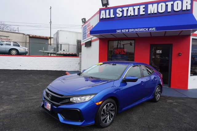 Used 2017 Honda Civic Hatchback
