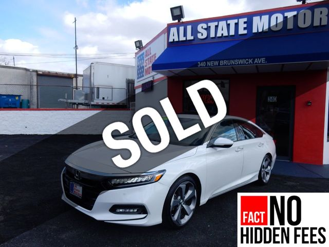 Used 2018 Honda Accord Sedan