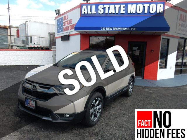 Used 2017 Honda CR-V