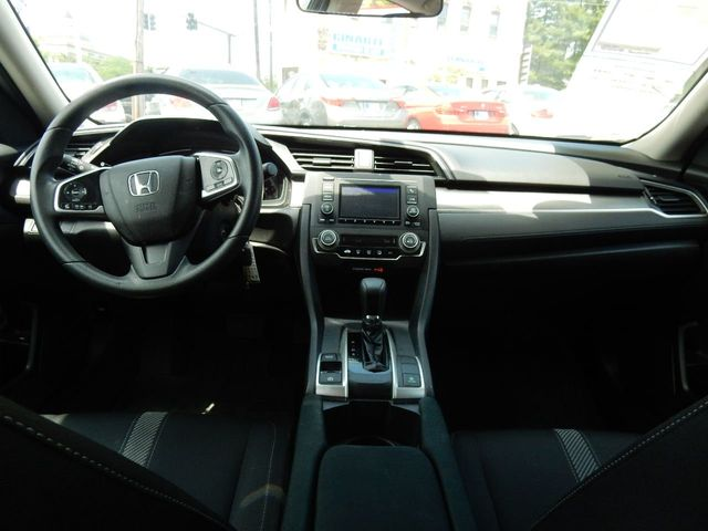 Used 2017 Honda Civic Sedan