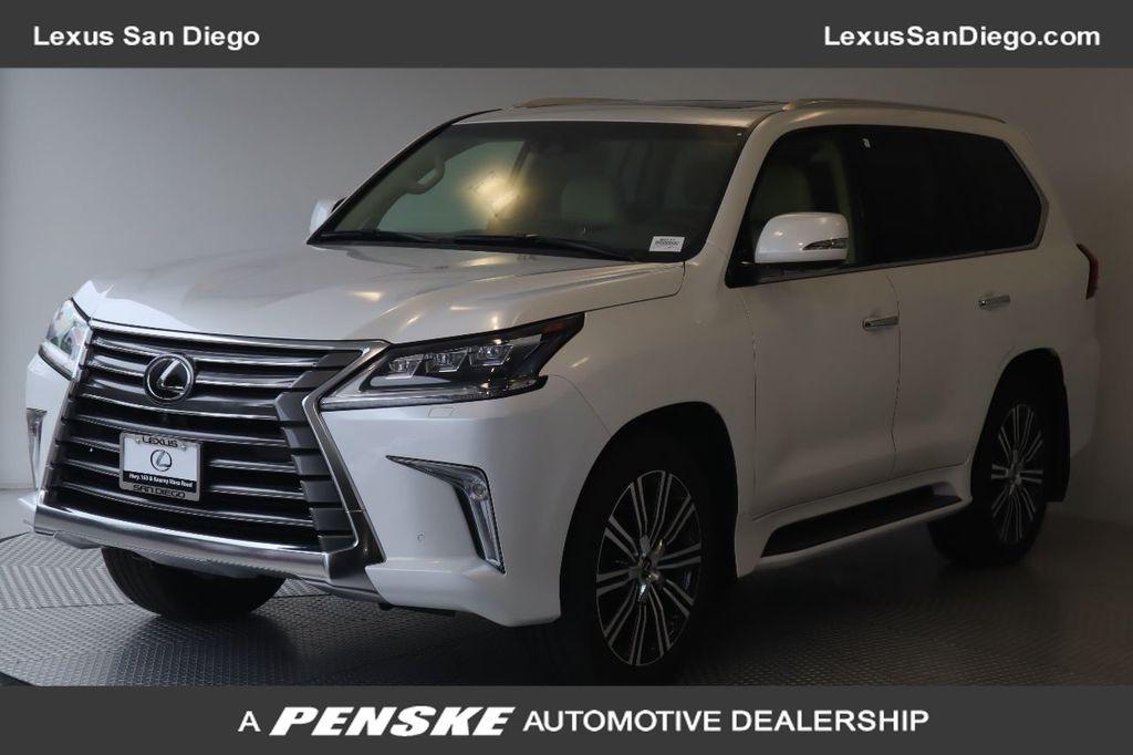 new 2020 lexus lx lx 570 three row 4wd suv at lexus san diego 90777 penske sale penske sale