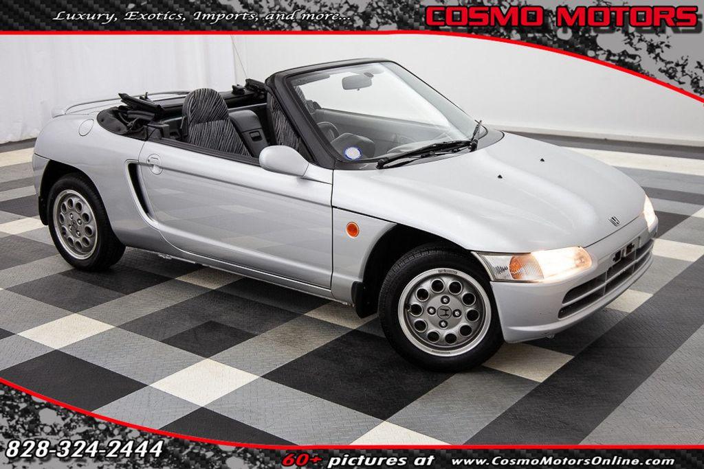 Dealer Video - 1991 Honda Beat  - 18329078
