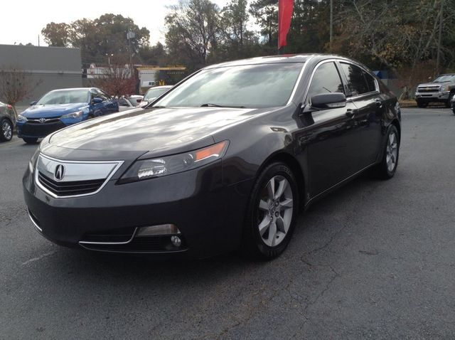 2012 Used Acura TL 4dr Sedan Automatic 2WD at City Auto