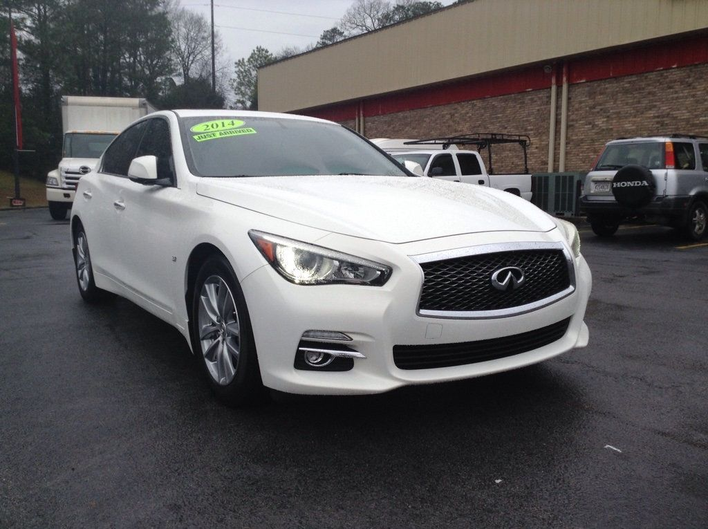 City Auto Sales Hueytown >> 2014 Used INFINITI Q50 4dr Sedan RWD Premium at City Auto ...