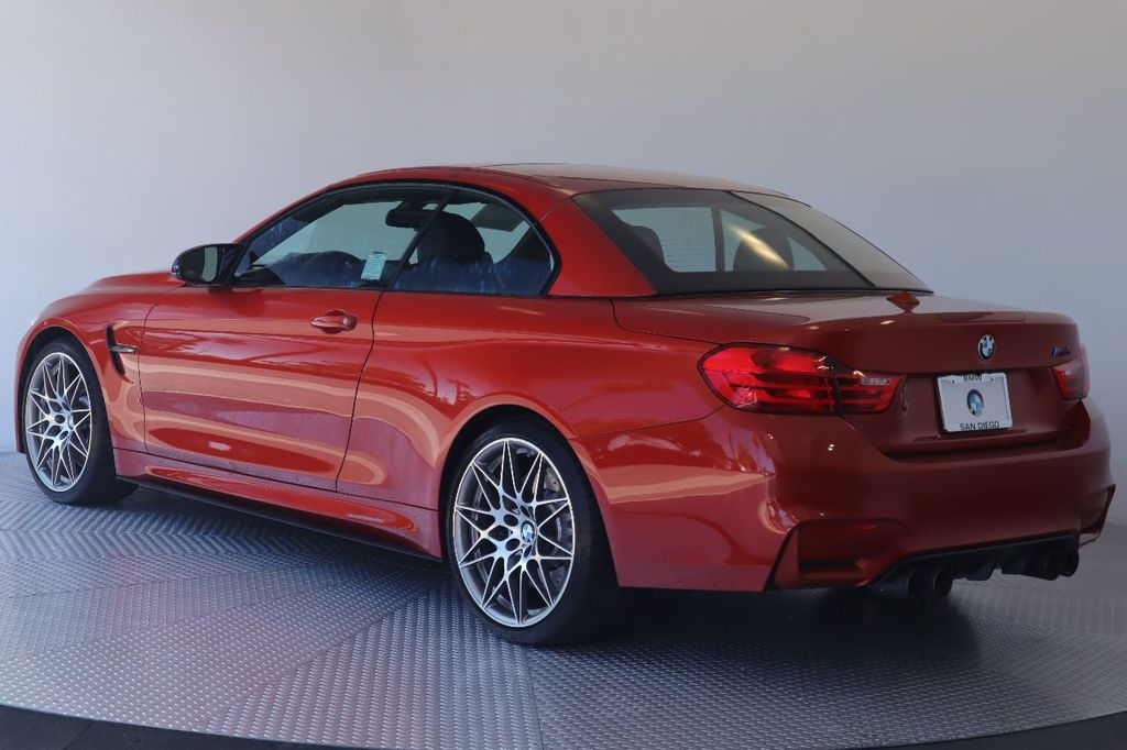 Pre-Owned 2017 BMW M4 Base