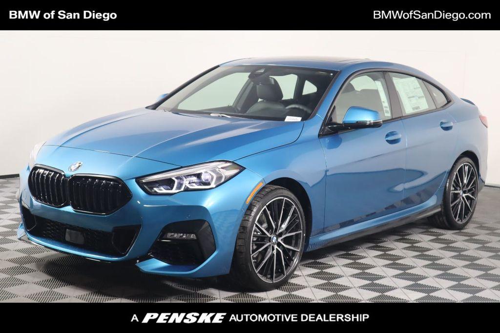 2021 BMW 2 Series Gran
