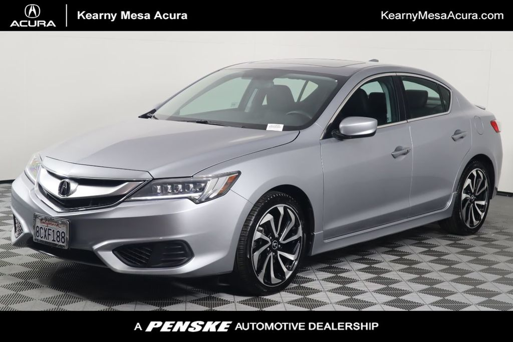 Pre-Owned 2018 Acura ILX Special Edition Sedan