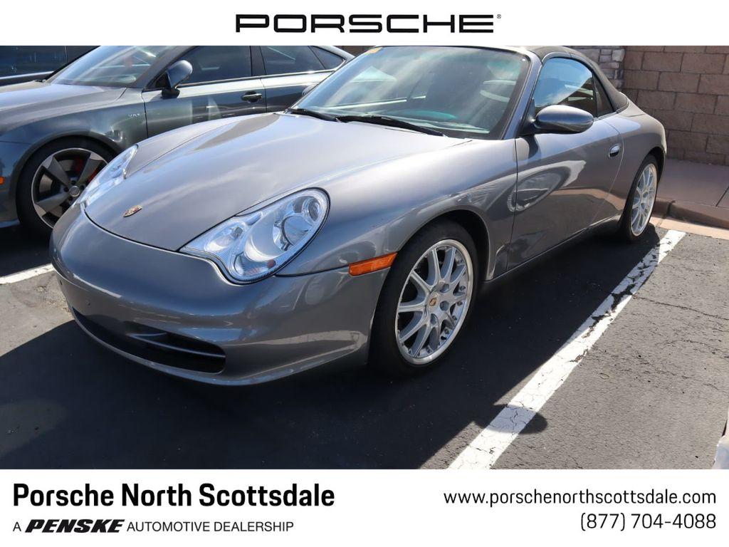 2003 Used Porsche 911 Carrera 2dr Carrera Cabriolet 6 Speed