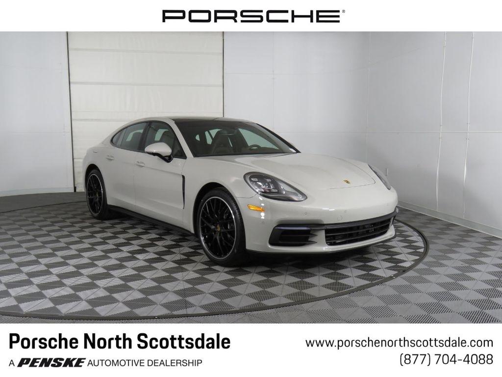 New 2019 Porsche Panamera RWD