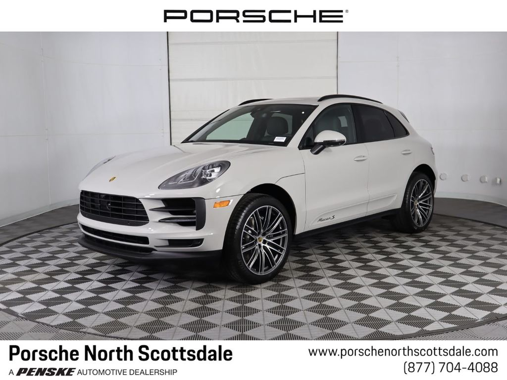 New 2021 Porsche Macan S AWD All Wheel Drive SUV