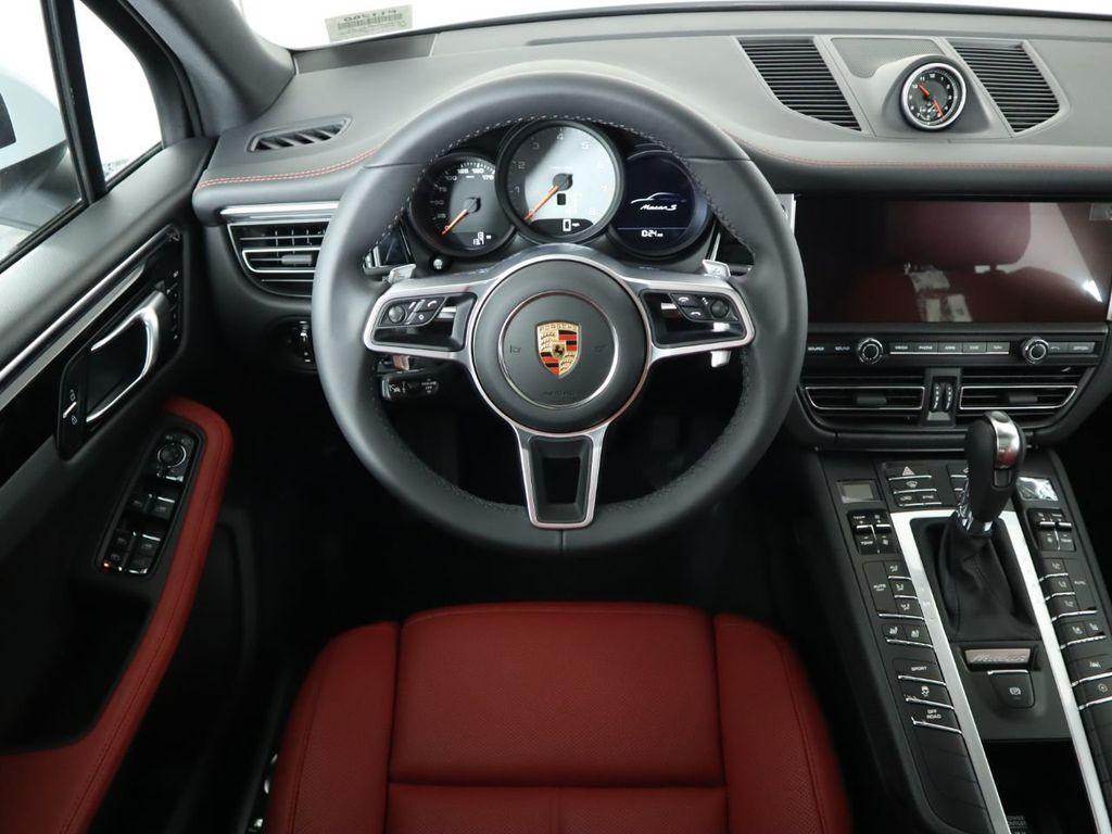 New 2021 Porsche Macan S AWD