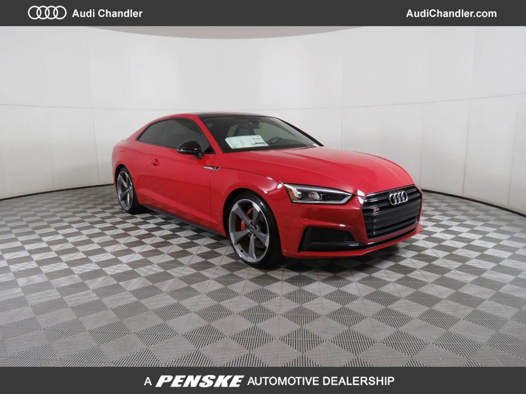 New 2019 Audi S5 Coupe 3.0 TFSI Premium Plus