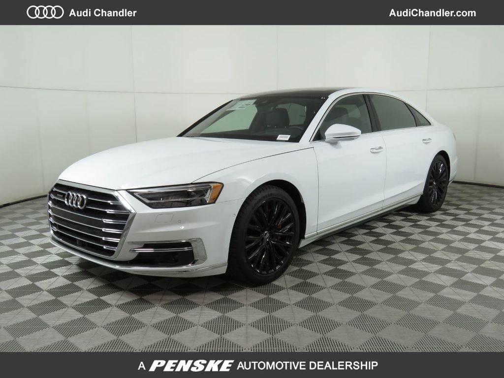 New 2019 Audi A8 L 3.0 TFSI