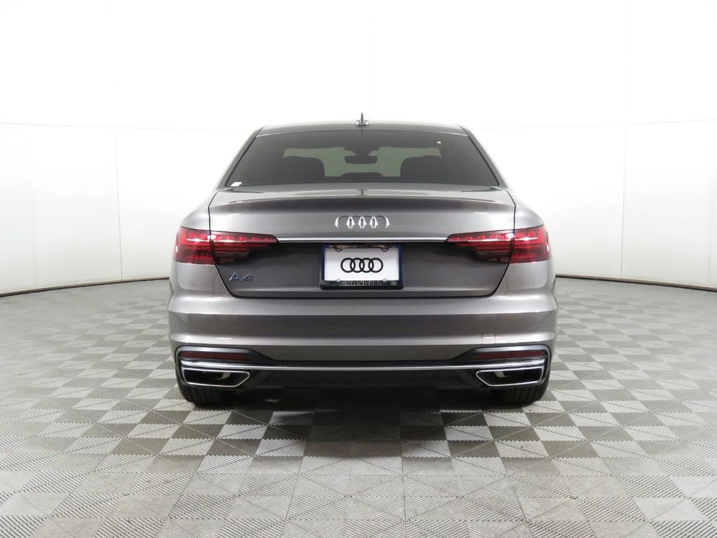 Pre-Owned 2020 Audi A4 COURTESY VEHICLE