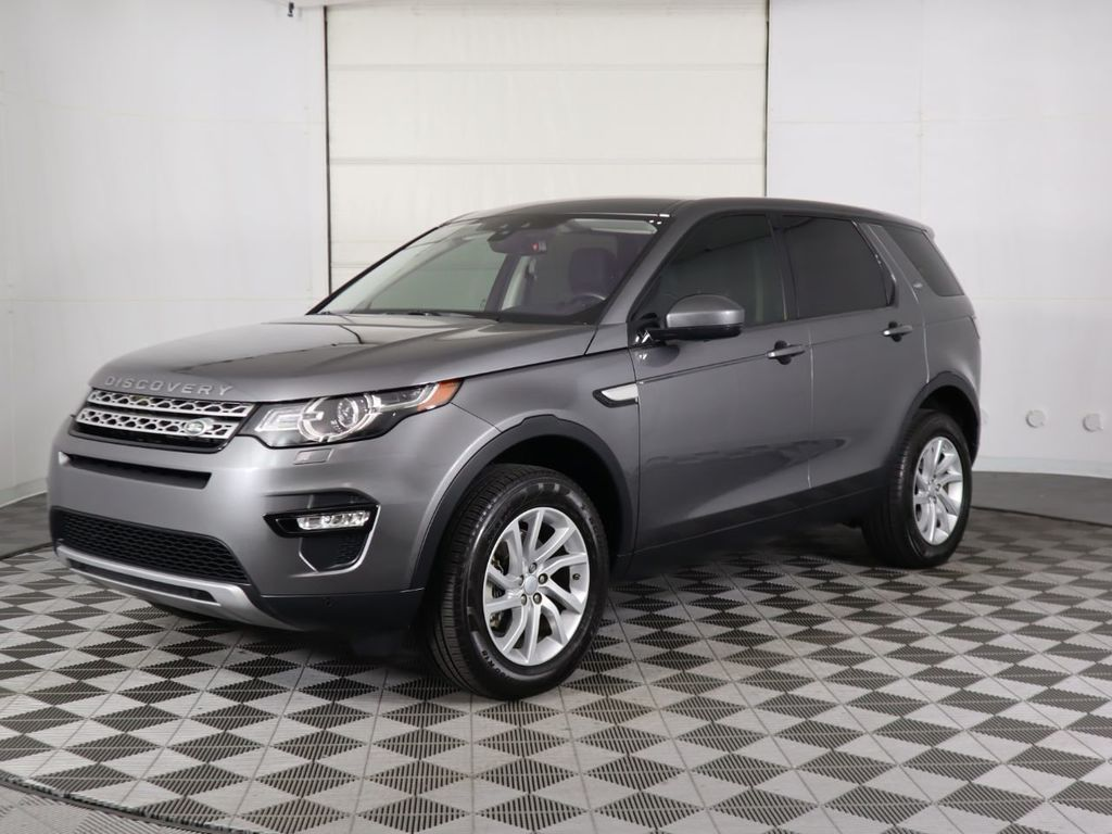 Pre-Owned 2019 Land Rover Discovery Sport Landmark 4WD