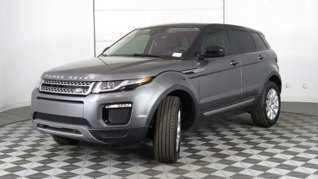 2019 Land Rover Range Rover Evoque COURTESY VEHICLE