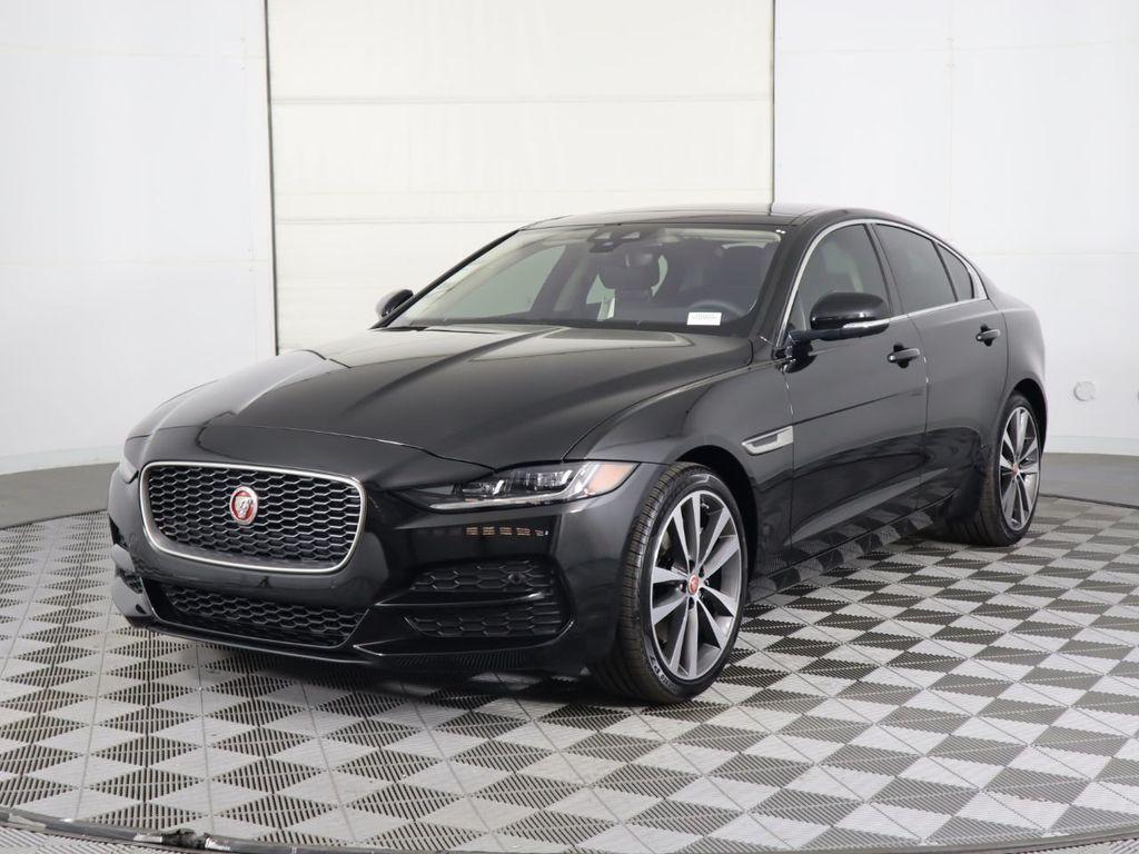 Pre-Owned 2020 Jaguar XE COURTESY VEHICLE