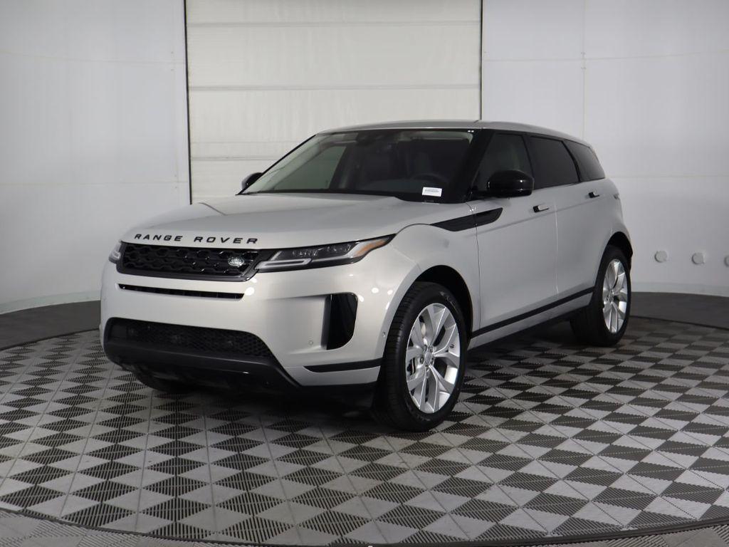 Range Rover Scottsdale >> New 2020 Land Rover Range Rover Evoque P250 Se With Navigation Awd