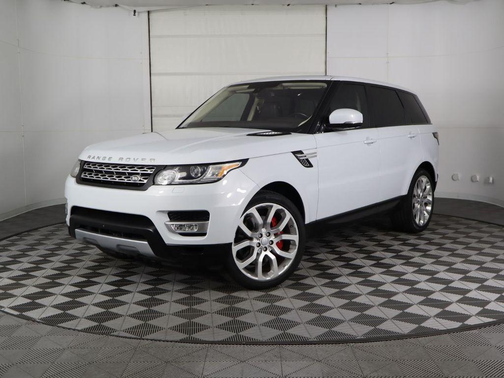 Pre-Owned 2016 Land Rover Range Rover Sport 4WD 4dr V8