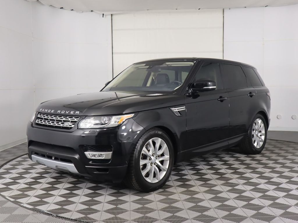 Certified Pre-Owned 2016 Land Rover Range Rover Sport 4WD 4dr V6 HSE