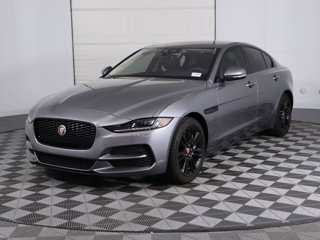 Pre-Owned 2020 Jaguar XE S AWD