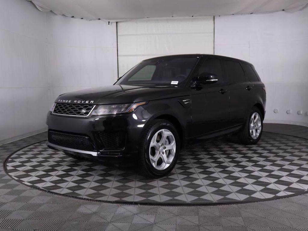 New 2020 Land Rover Range Rover Sport Turbo i6 MHEV HSE