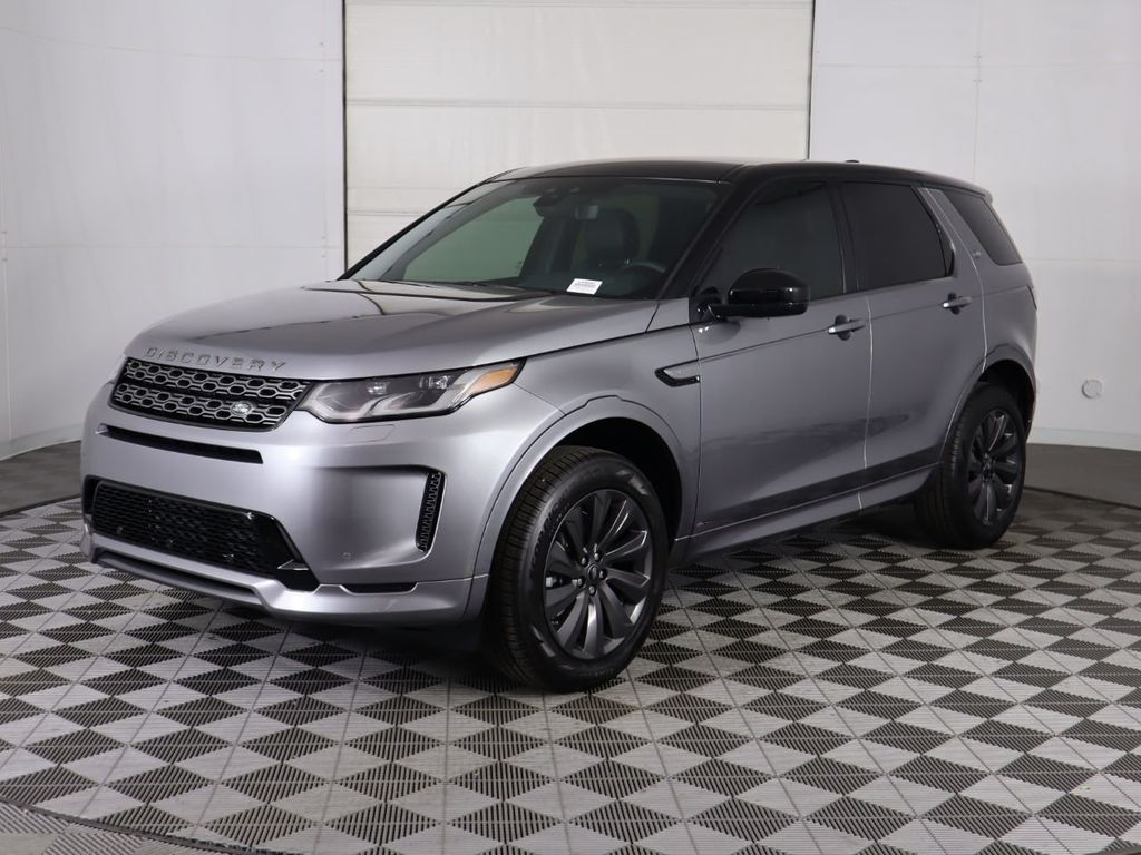 2020 Land Rover Discovery Sport COURTESY VEHICLE