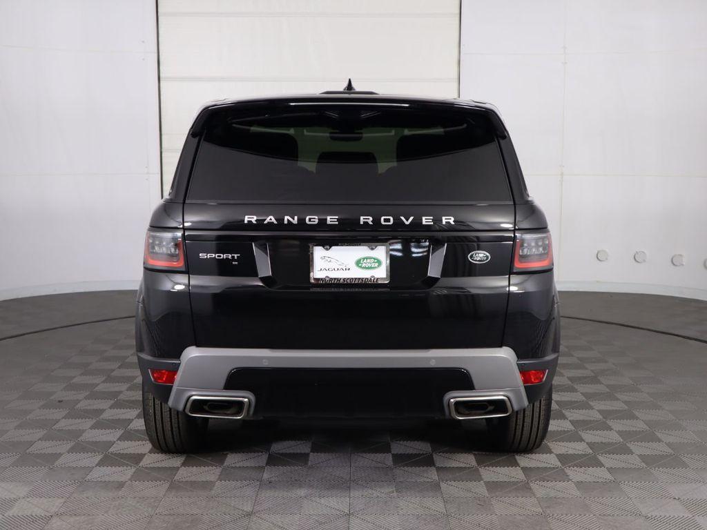 New 2021 Land Rover Range Rover Sport